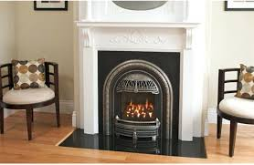 Electric Insert Fireplace Replace Gas Fireplace With Electric Insert Historic Mantel