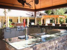 outdoor kitchens fire pits grills in tampa bay largo fl