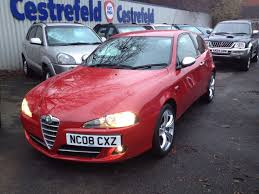 used alfa romeo 147 diesel for sale motors co uk