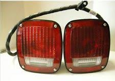 trailer tail lights for sale grote right car truck tail lights ebay