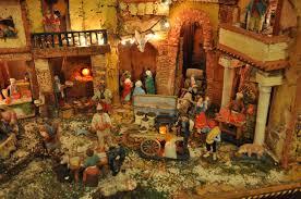 nativity pictures via san gregorio armeno in naples of the nativity