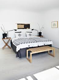 chambre style ethnique décoration style ethnique inspiration scandinave global style