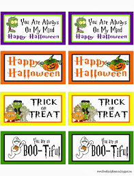 happy halloween tag printables u2013 festival collections
