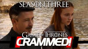 Game Of Thrones Season 3 Meme - game of thrones season 3 ultimate recap youtube