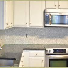 Subway Tile Backsplash Herringbone Pattern Home Design Ideas - Herringbone tile backsplash
