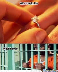 Engagement Meme - engagement jail by polak3022 meme center