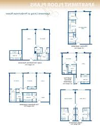 28 staggering one bedroom apartment floor plans truel us