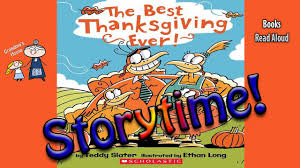 thanksgiving stories the best thanksgiving read aloud