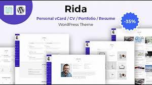 Resume Html Template 100 Wordpress Resume 20 Best Job Board Themes And Plugins