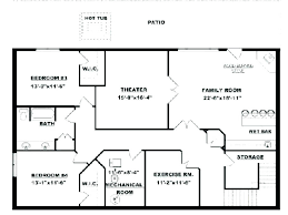 basement design plans finished basement floor plans playableartdc co