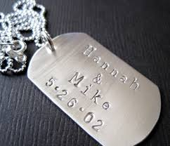 Personalized Dog Tag Necklace 28 Mens Personalized Dog Tags Men S Dog Tag Necklace