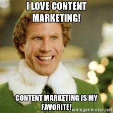 Meme Marketing - content marketers are your memes dank aberdeen essentials