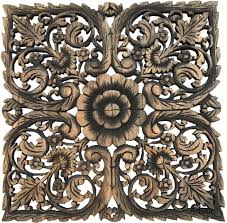 Habitat Home Decor by Outstanding Wall Decor Lovely Wood Panel Wall Carved Wood Wall