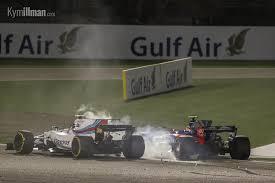formula 4 crash best pics from the bahrain grand prix kym illman