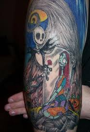 nightmare before christmas tattoos best memorial day
