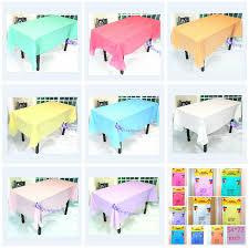 Party Table Covers Cloth Table Cloths Picture More Detailed Picture About Solid
