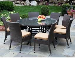patio dining table set round patio dining sets socielle co