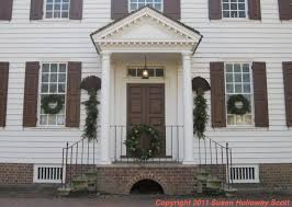 Williamsburg Home Decor Two Nerdy History Girls Christmas In Colonial Williamsburg