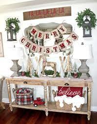 christmas home decor pinterest nesting blissfully a very farmhouse christmas home tour