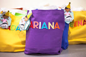 personalized party favor bags personalized birthday party favor gift bags paper suite