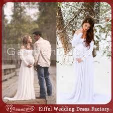 Maternity Wedding Dress Discount 2016 Empire Waist Maternity Wedding Dresses Off The