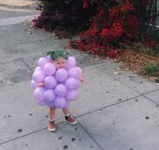 Halloween Grape Costume 13 Cutest Kids U0027 Halloween Costumes