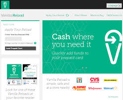 reload prepaid card vanilla reload card vanilla prepaid reload reloadpacks