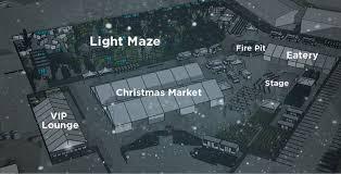 vancouver christmas light maze world s largest christmas light maze coming to vancouver 604 now