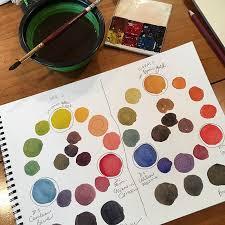 2222 best colour colour wheel images on pinterest colors