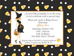 halloween invitations halloween baby shower