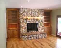 best 25 river rock fireplaces ideas on pinterest rock