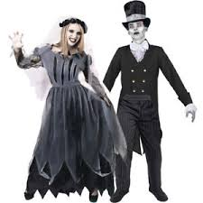 his and hers costumes couples ghost and groom costumes fancy dress his