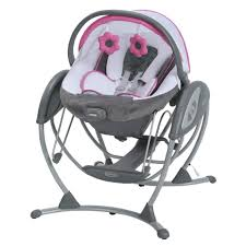Newborn Baby Swing Chair Graco Soothing System Gliding Swing Gliding Bassinet Portable