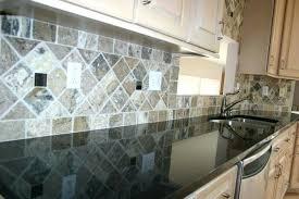 ideas for kitchen backsplash with granite countertops kitchen backsplashes with granite countertops tile kitchen