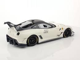 ferrari coupe models ferrari 599xx evo 1 18 mr collection models