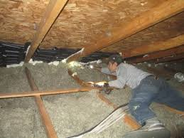 Insulation Around Recessed Lighting Blown Cellulose Insulation To Diy Or Not To Diy The Sealed Blog