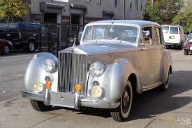 silver rolls royce classic 1950 rolls royce silver dawn sedan saloon for sale 3025