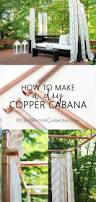 diy copper cabana home made by carmona