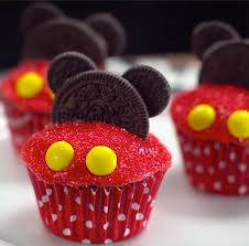 mickey mouse cupcakes recipe mickey mouse cupcakes disney