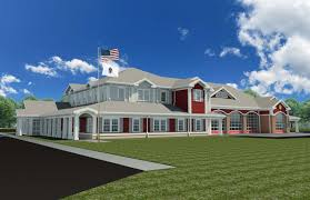 new carver fire station project