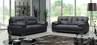 Leather Sofa World Black Leather Sofas Furniture Favourites