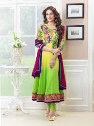 indian ladies salwar suites have very large collection that will