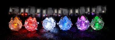 led earrings light up earrings glow with led jewelry