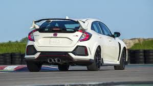 honda civic type r 2017 pricing and spec confirmed car news