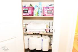 Bathroom Closet Organization Linen Closet Organization Maximizing Small Spaces