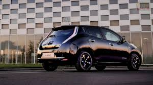 nissan leaf 2017 2017 nissan leaf black edition youtube