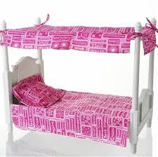 18 Inch Doll Bunk Bed Bunk Bed For 18 Inch Doll