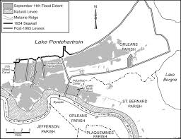 New Orleans Ward Map by Reconstruction Of New Orleans After Hurricane Katrina A Research