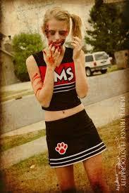 the 25 best zombie cheerleader ideas on pinterest zombie