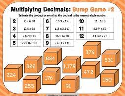 multiplying decimals multiplying decimals bump 4 gains
